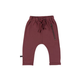Noeser: Pim Pants Burgundy queen