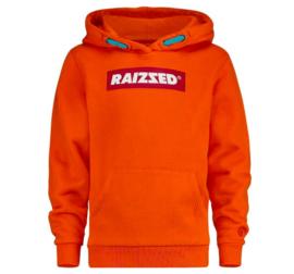 Raizzed: Jongens Hoodie New York - Bright Orange
