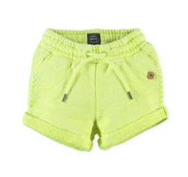 Babyface: Shorts - Neon Yellow
