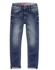 Vingino: jongens jeans Alvasco -  Mid Blue Wash