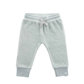 Jollein: Pants velour grey