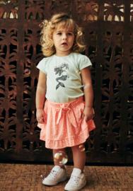Babyface: Skirt Dots - Peach Pink