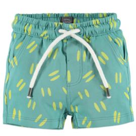 Babyface: Shorts Turquoise - Groen
