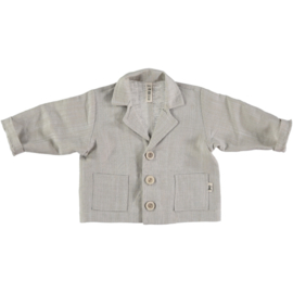 Petit Indi: Jacket Grey