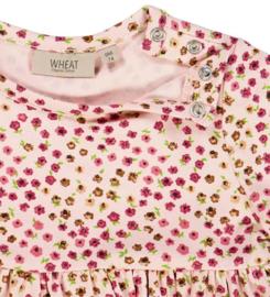 Wheat: Dress Nova - Powder Mini Flowers