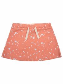 Little Indians: skirt blooming dahua pink