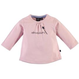 Babyface: 'Abacadraba' Longsleeve - Pink Lilac