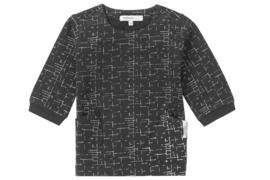 Noppies: Dress ls Grapevine - Black