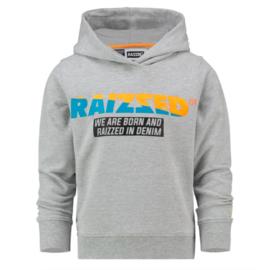 Raizzed: Hoodie Newark - Light Grey
