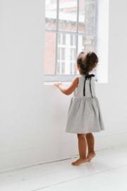 House of Jamie: Oversized Summer Dress - Grey