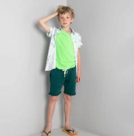 Petrol: T-shirt sunburst B-1000-TSV602