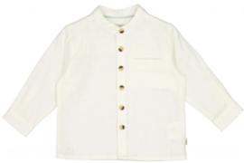 Wheat: Shirt Willum - Ivory
