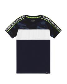 Cars Jeans: T-shirt Logants - Navy