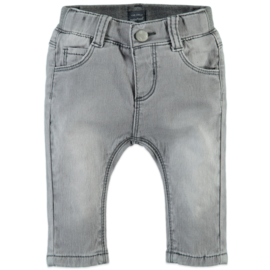 Babyface: Baby Boys Jogg Jeans - Light Grey