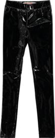 Vingino: Latex legging Sherina Deep Black