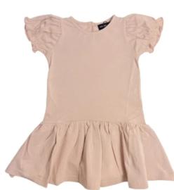 House of Jamie: Low Waist Dress - Powder Pink