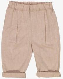 Wheat: Trousers Nate - caramel