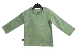 Noeser: Bas longsleeve shirt wombat