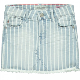 Cars Jeans: Meisjes Rokje Chaya - Bleached Used