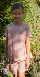 Wheat: Shorts Gaiara - rose flowers
