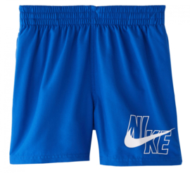 Nike: Jongens Zwembroek - Nessa - Blauw