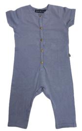 House of Jamie: Laidback Jumpsuit - Vintage Grey