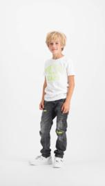 Vingino: Jongens T-Shirt Harjan - Wit