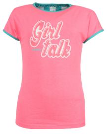 B.Nosy: Meisjes T-shirt Girl Talk - 290