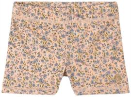 Wheat: Swim shorts Niki - blue flowers