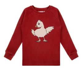 Dear Sophie: Chicken Red Longsleeve