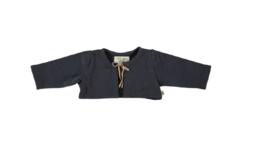 Petit Indi: Bolero jacket - navy blue