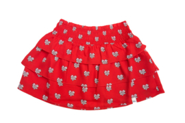 Nik & Nik: Cady Heart Skirt Rood