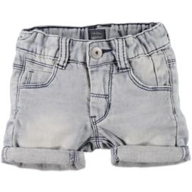 Babyface: Boys Jogg Jeans Short - Faded Blue