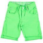 Retour Jeans: korte broek Reve- neon groen