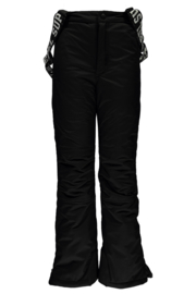 SuperRebel: Ski- Snowboardpants plain black 6684