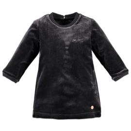 Babyface: Velvet Dress- Antra Grey