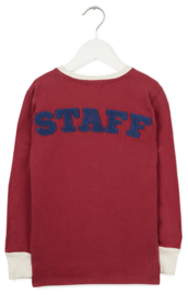 Imps&Elfs: Longsleeve Staff red- 4170801