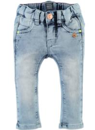 Babyface: Girls Jogg Jeans - Light Blue Denim