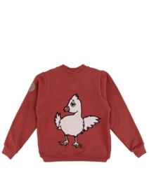 Dear Sophie: meisjes Bomberjacket Chicken Red