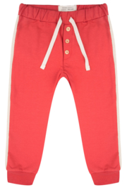 Little Indians: Sporty Pants - Apple Red