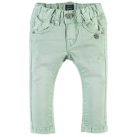 Babyface: Girls Pants Slim Fit - Misty Mint