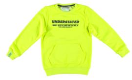 Vingino: Sweater Nevv - Neon Yellow