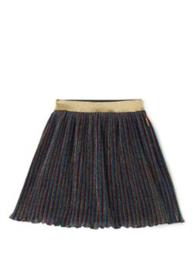 Vingino: Gold Metallic Skirt - Metallic