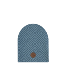 Dear Sophie: Marrakech Blue Beanie