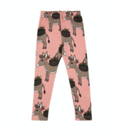 Dear Sophie: Pink Donkey Legging