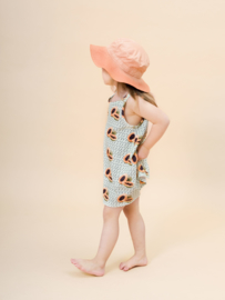 Little man happy:  Maya Papaya Tank Dress