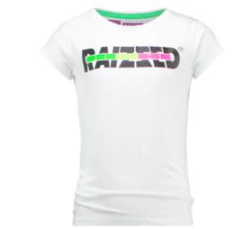 Raizzed: T-shirt Venice - Real white