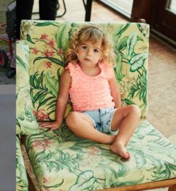 Babyface: Tanktop - Peach Pink