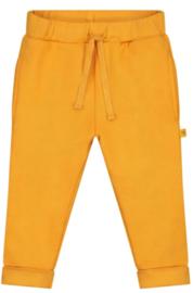 Smitten Organic: Sweatpants amber yellow