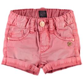 Babyface: Spijker Short - Coral Pink